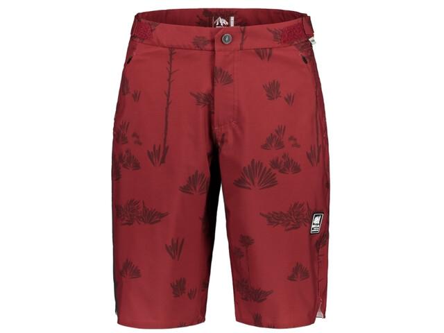 Maloja AraderM. Pantalones cortos multideportivos Hombre, red monk jungle